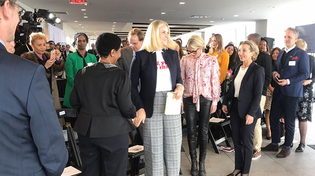 Happy international women's day! It was a treat to see the crown princess of Norway at a UN women's event @sapnextgen and learn that businesses run by women are actually more profitable! #womenrule #womenempowerment #womeninbusiness #internationalwomensday #womenentrepreneurs #femaleentrepreneur #femaleempowerment #femaleleaders #queen #princess #womenpower #independentwoman #girlsrule #girlsruntheworld #whoruntheworld #whoruntheworldgirls #celebratewomen #powerfulwomen #womanhood #crownprincess @crownprincessmm